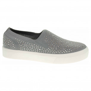 Skechers Poppy - Studded Affair light gray