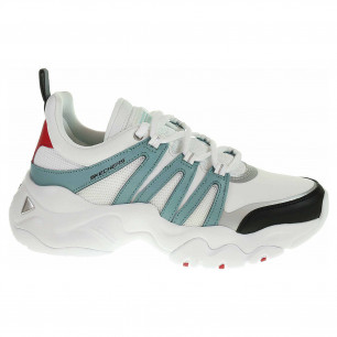 Skechers D ´Lites 3.0 - Trendy Feels white-blue-red