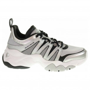 Skechers D´Lites 3.0 - Intense Force silver-black