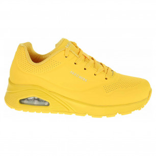 Skechers Uno - Stand On Air yellow