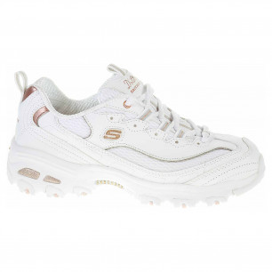Skechers D´Lites - Copper Divine white-rose-gold