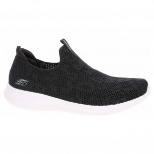 Skechers Ultra Flex - Fast Talker black-white
