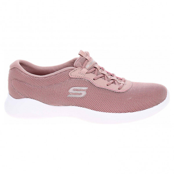 detail Skechers Envy mauve