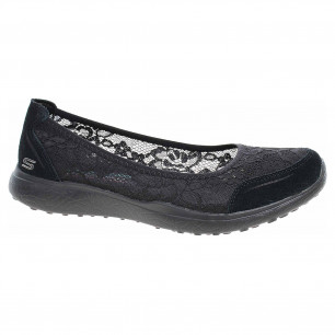 Skechers Microburst - Sweet Bloom black