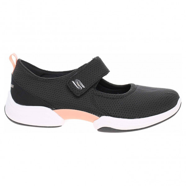 detail Skechers Skech-Lab - Chic Intuition black-white-pink