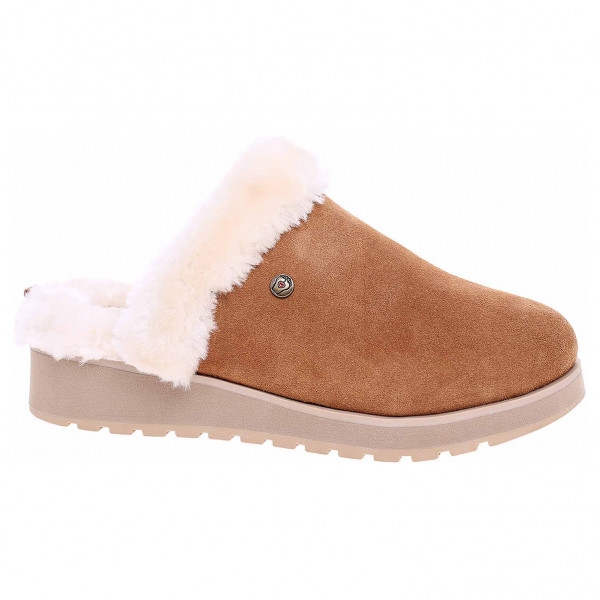 detail Skechers Keepsakes High - Snow Magic chestnut