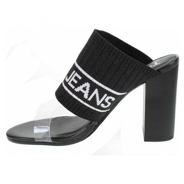 detail Tommy Hilfiger dámské pantofle EN0EN00532 black b3e1117cb2