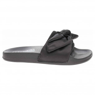 Skechers Pop Ups - Lovely Bow black