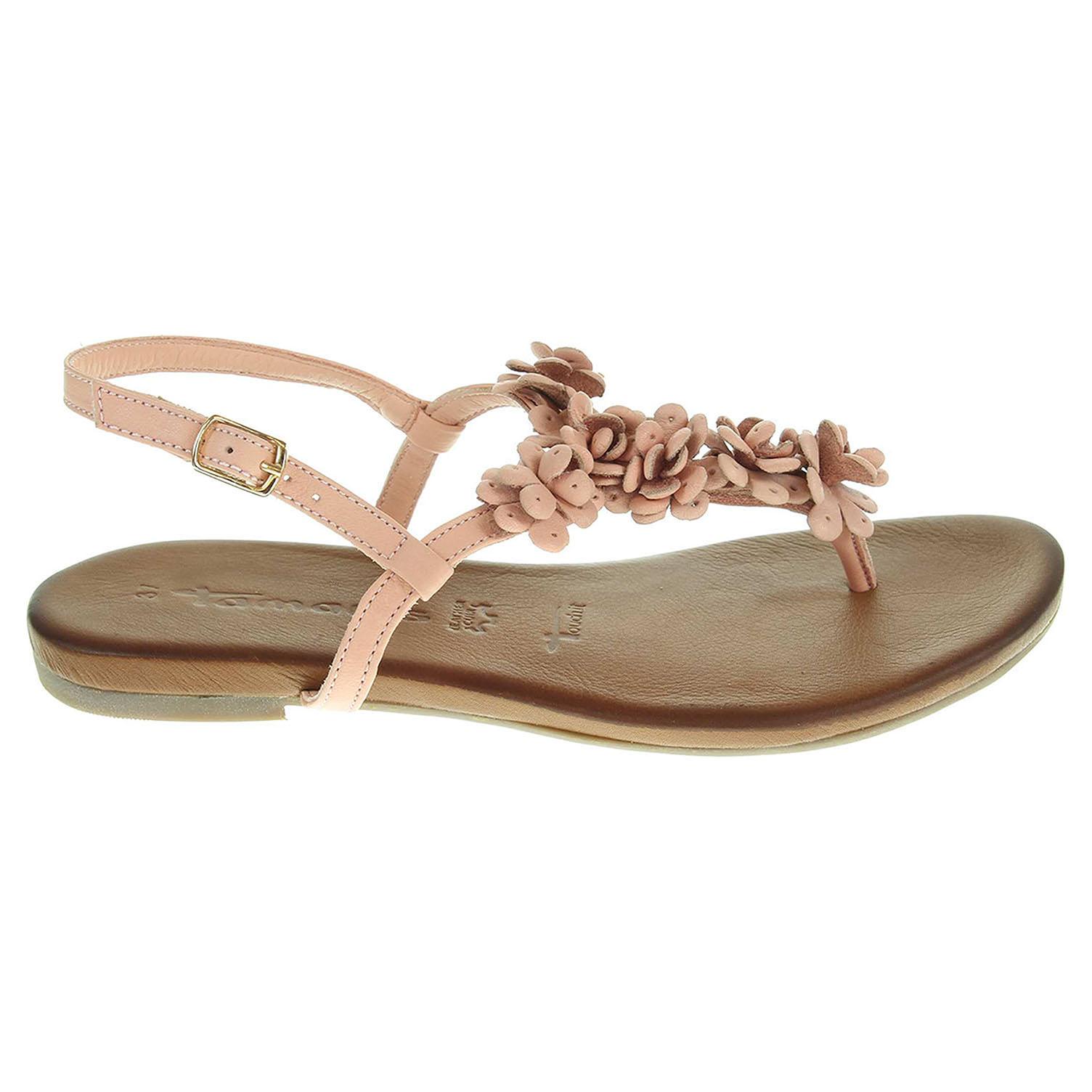 5fda59a96a detail Tamaris dámské sandály 1-28132-24 růžové