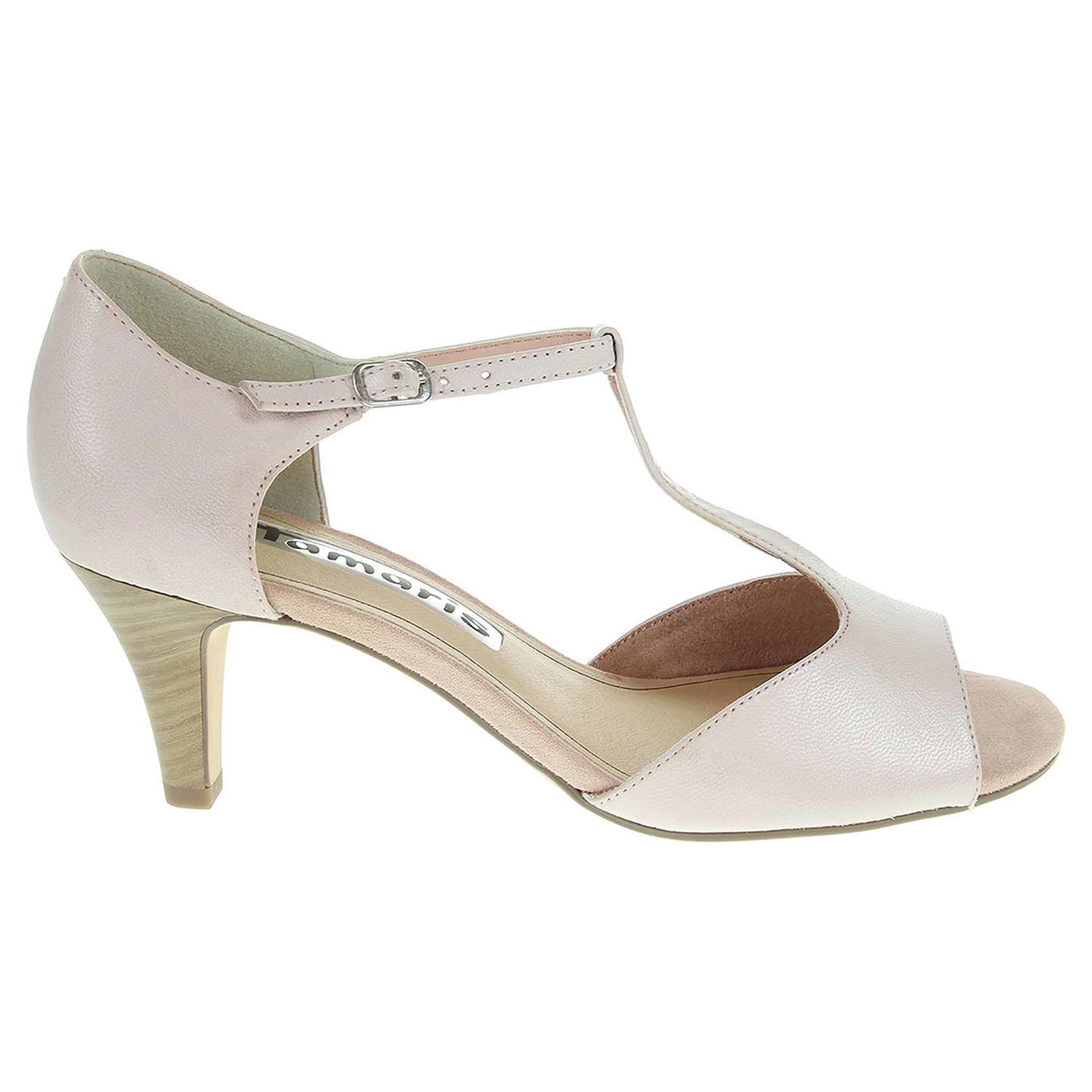 0f69c597ca detail Tamaris dámské sandály 1-28307-26 růžové