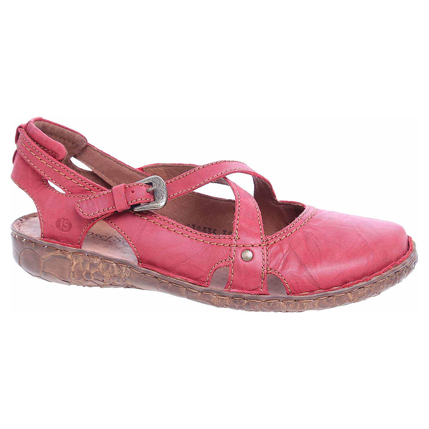 712fe4556bda detail Dámské sandály Josef Seibel 79513 95450 hibiscus
