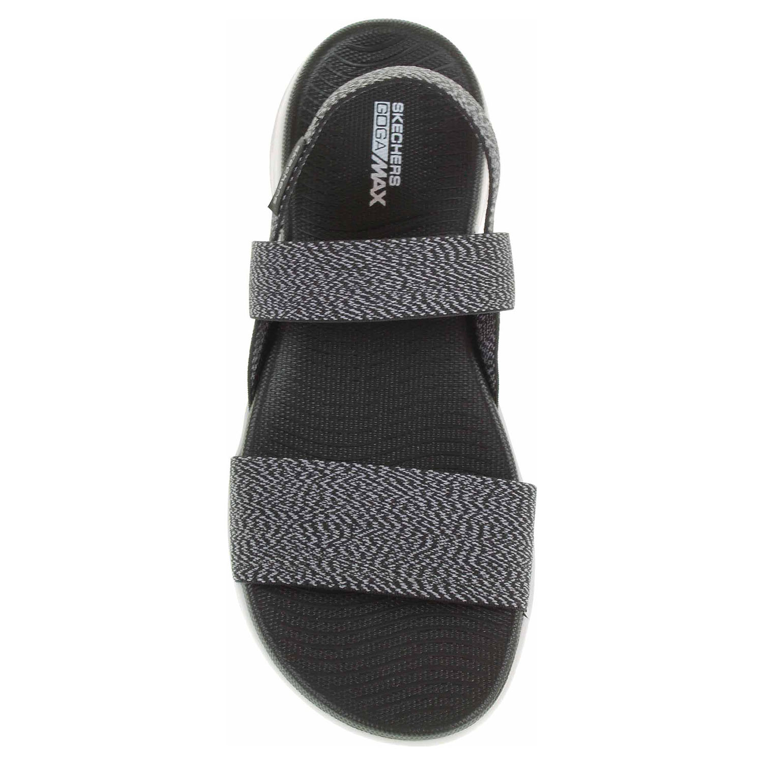 detail Skechers On-The-Go 600 - Ideal black-white
