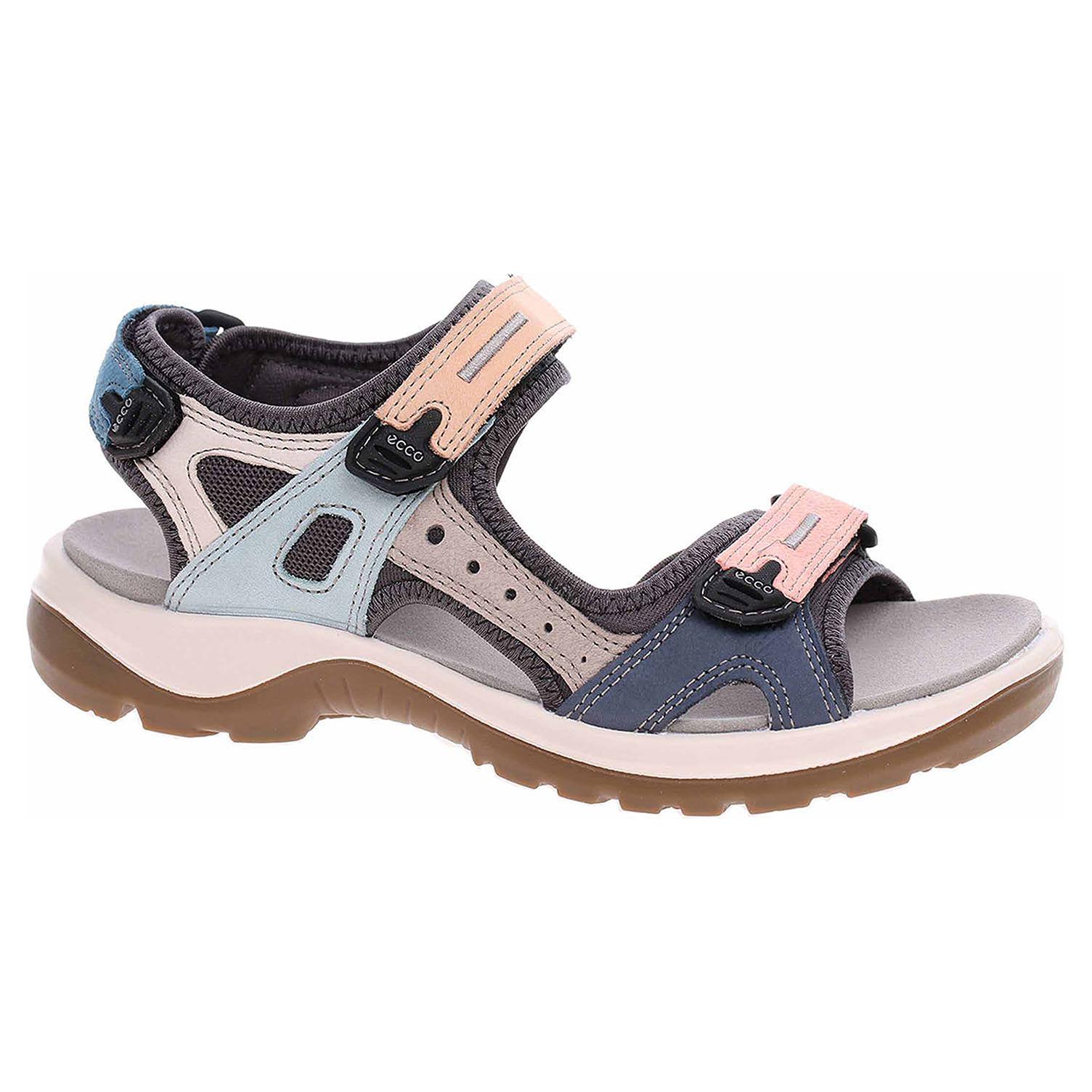 82567014f1b8 detail Dámské sandály Ecco Offroad 82208355749 multicolor