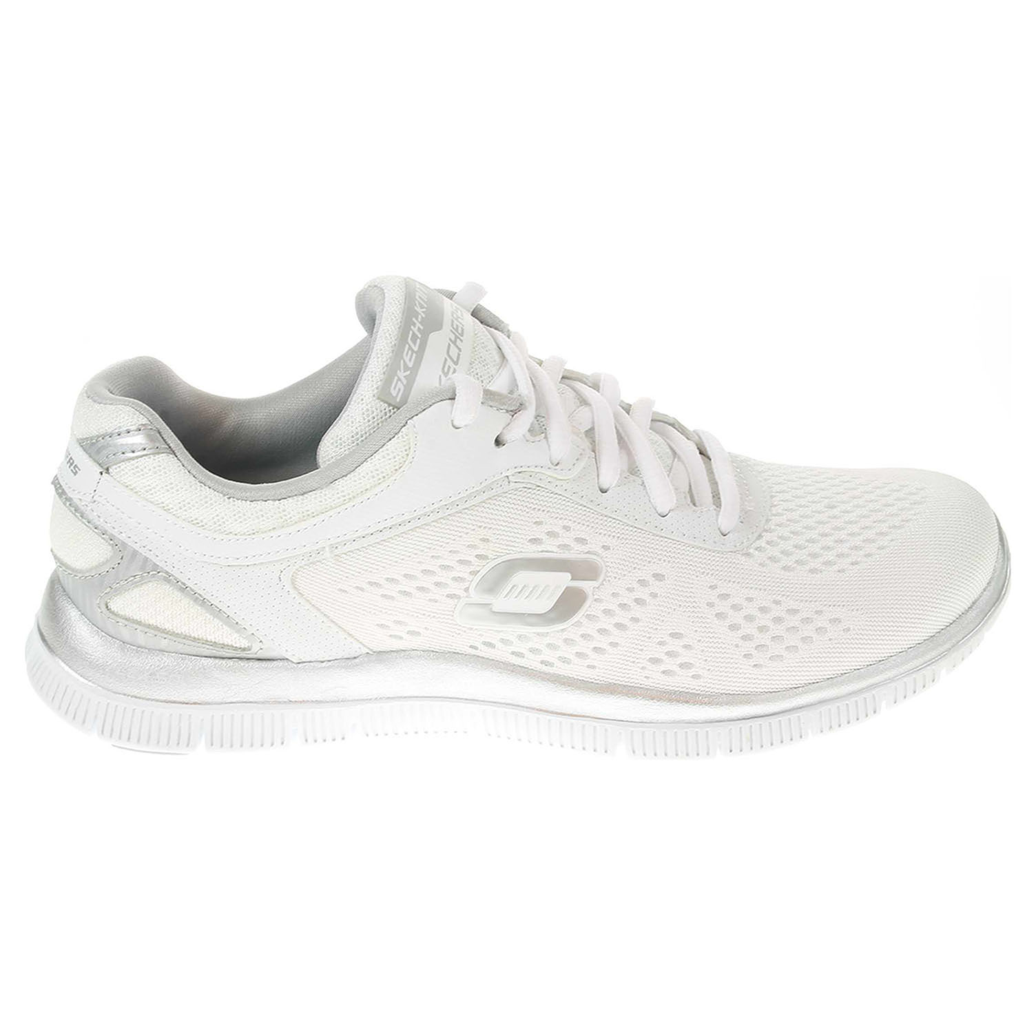 Skechers Love Your Style white-silver
