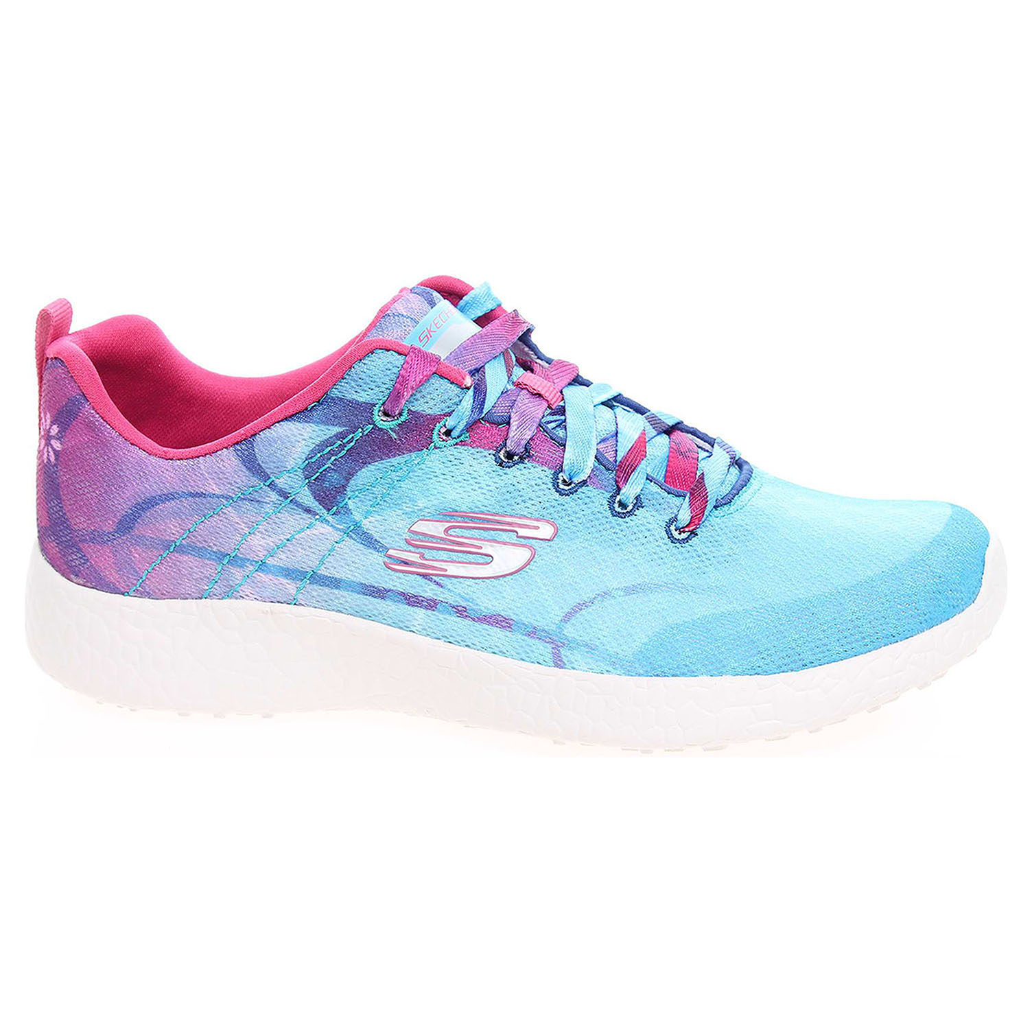 náhled Skechers Life In Color blue-pink