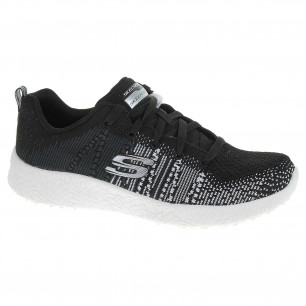 Skechers Burst Ellipse black-white
