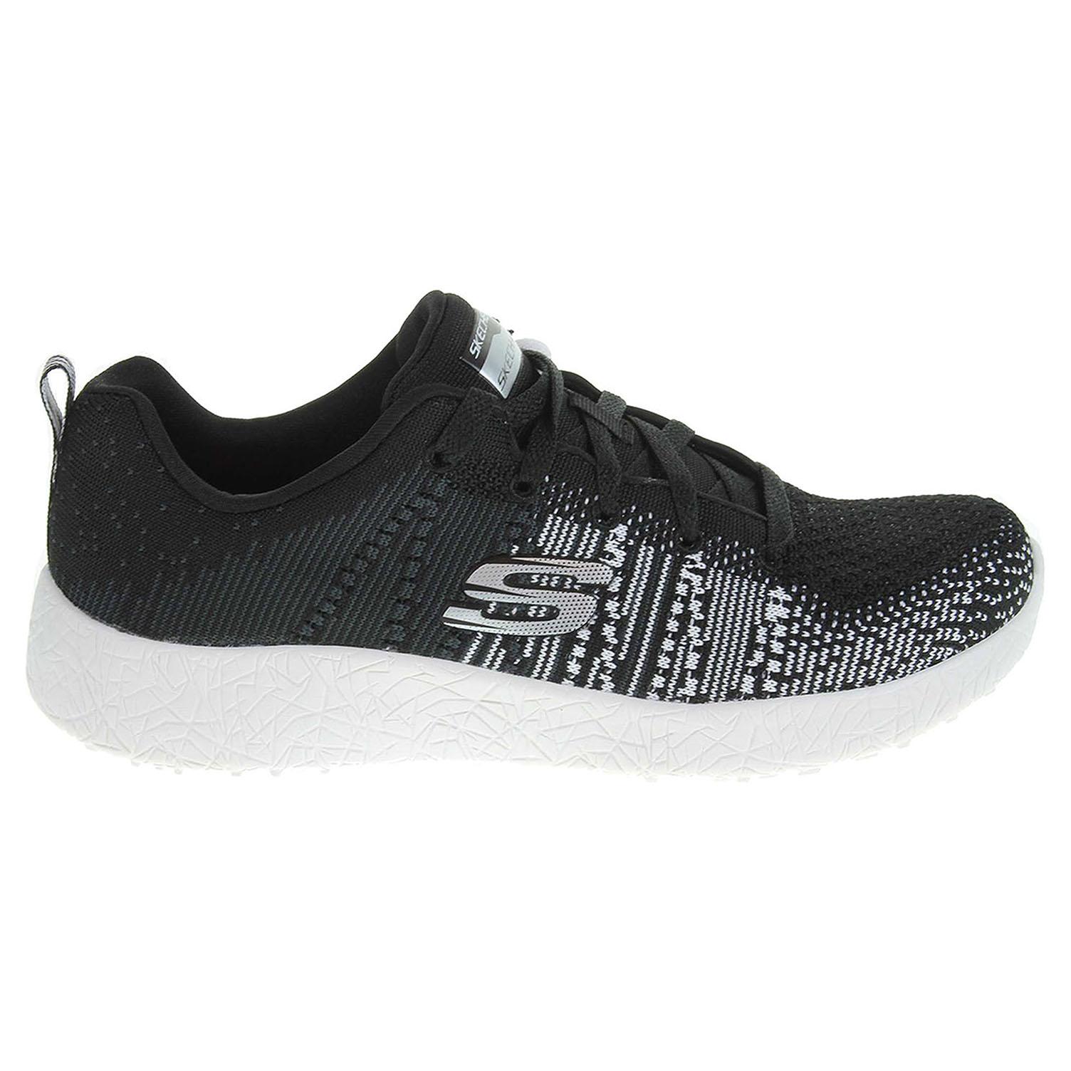 Skechers Burst Ellipse black-white  963947f396