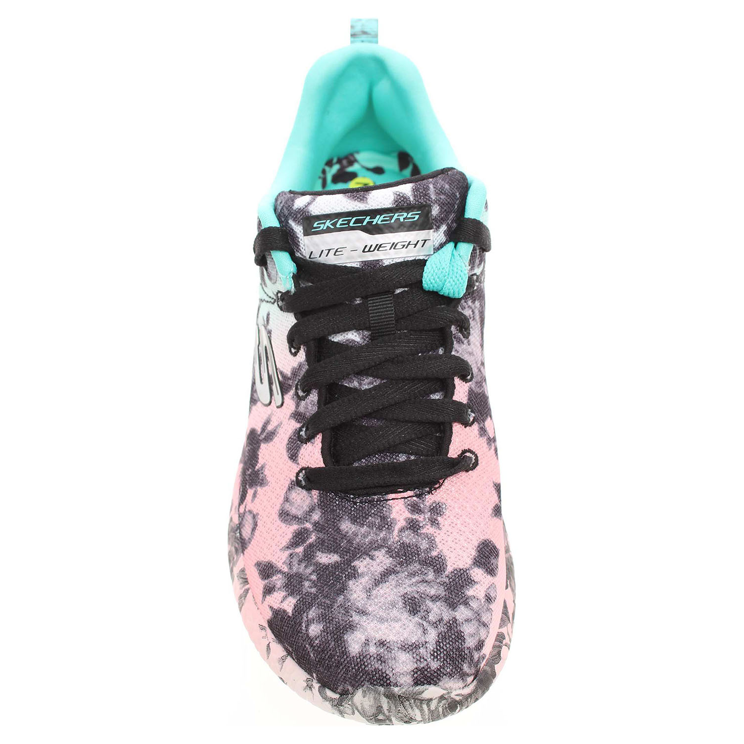 náhled Skechers Burst Wild Rose black-multi