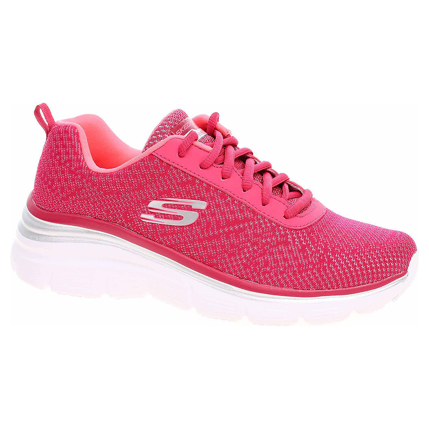 Skechers Fashion Fit - Bold Boundaries raspberry