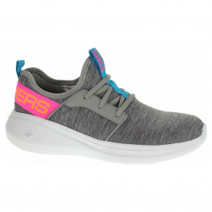 Skechers Go Run Fast - Lively gray-mt