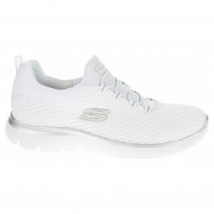 Skechers Summits - Fast Attraction white-silver