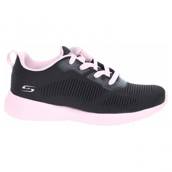 detail Skechers Bobs Squad - Summer Haze black-pink