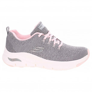 Skechers Arch Fit - Infinite Adventure gray-pink
