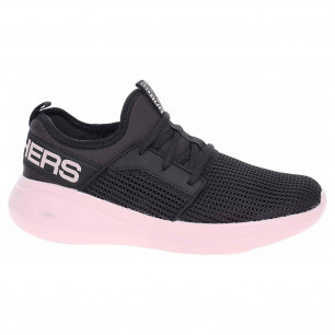 Skechers Go Run Fast - Quick Step black-pink