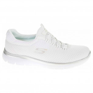 Skechers Summits white-silver