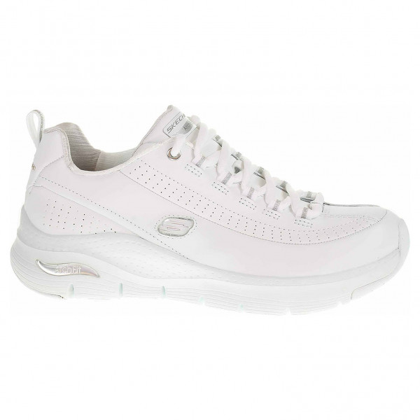 detail Skechers Arch Fit - Citi Drive white-silver
