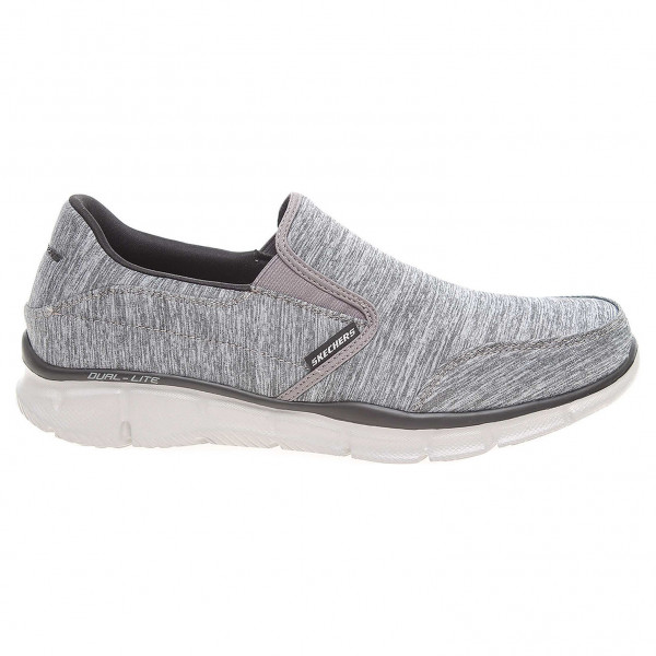 detail Skechers Equalizer - Forward Thinking gray-black