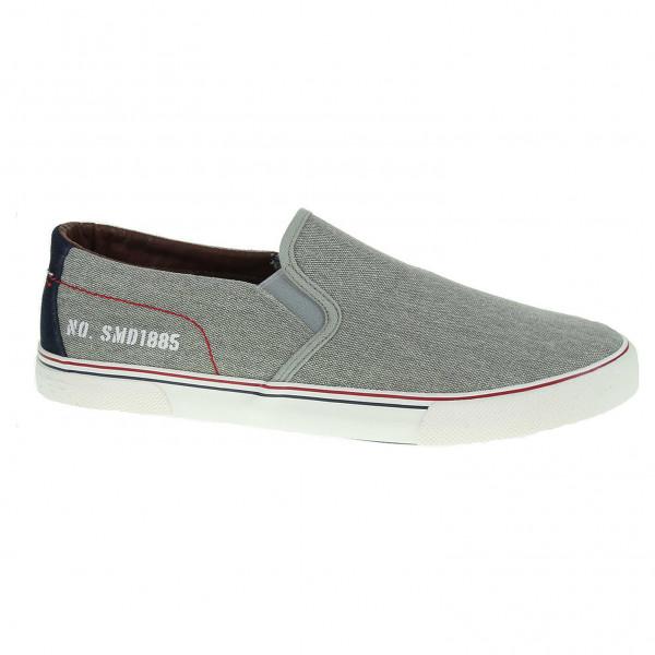 a0e09e3997 detail Pánská obuv Salamander 60303-35 šedá