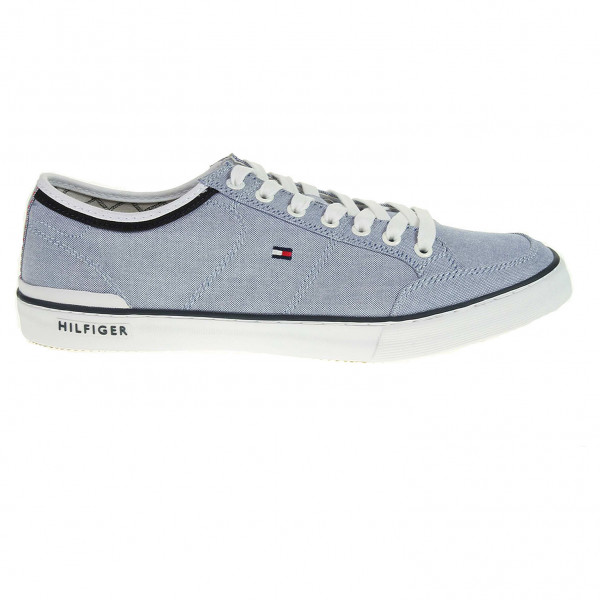 detail Tommy Hilfiger pánská obuv FM0FM00401 h2285arrington 5d1 modrá 2b54dee4452
