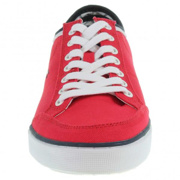2de482ffcd2 detail Tommy Hilfiger pánská obuv FM0FM00543 H2285ARRINGTON 5D2 červená