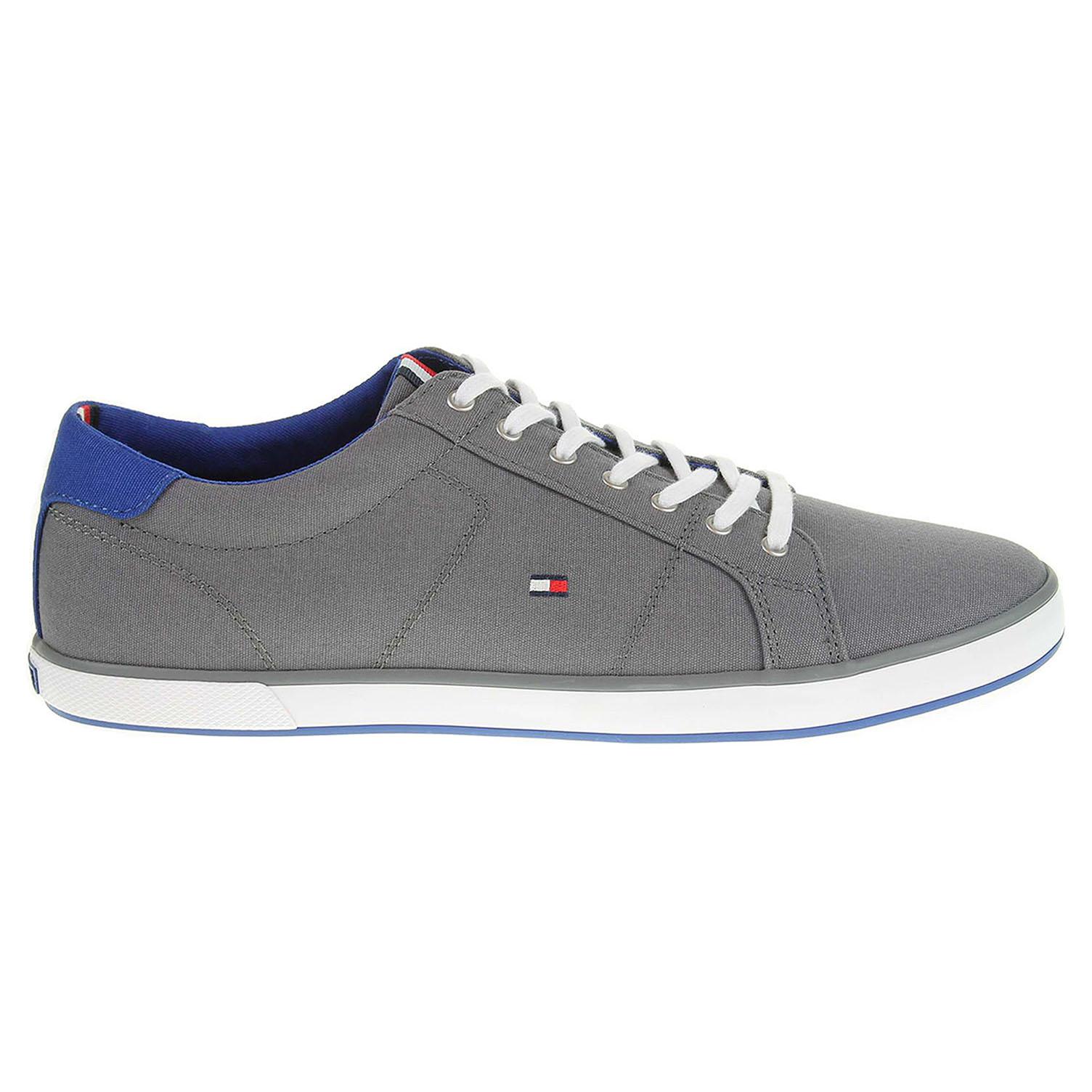 d78124fa55 detail Tommy Hilfiger pánská obuv FM0FM00596 H2285ARLOW 1D šedá