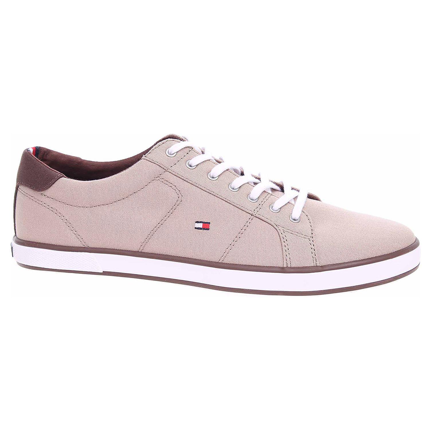 f8a9379130 detail Pánská obuv Tommy Hilfiger FM0FM01536 cobblestone