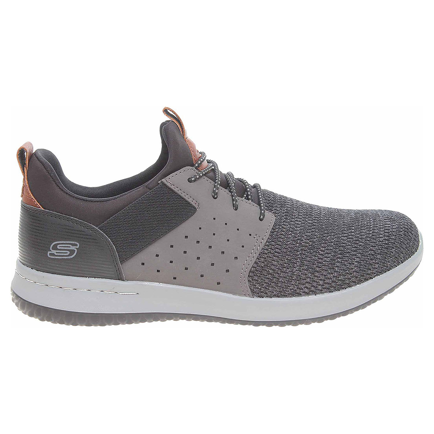 detail Skechers Delson - Camben black-gray