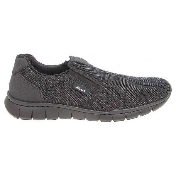 detail Rieker pánská obuv B8760-42 grau kombi 47606eb9e1a