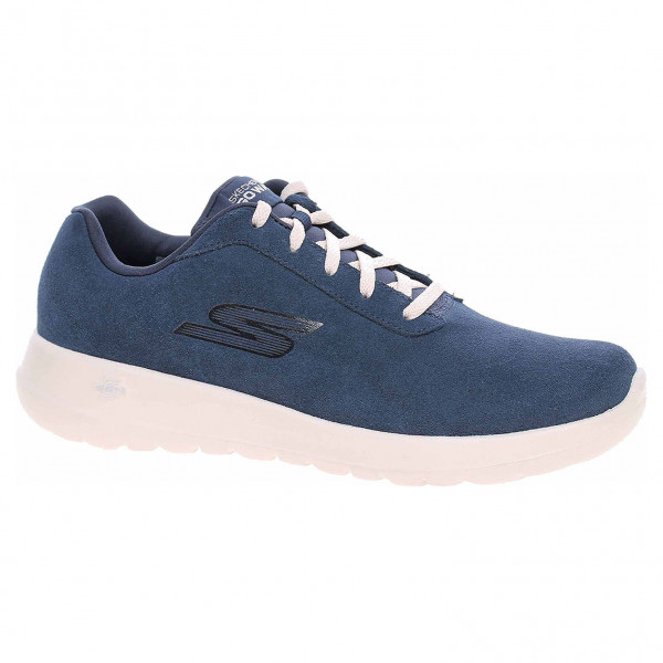 detail Skechers Go Walk Max - Evaluate navy