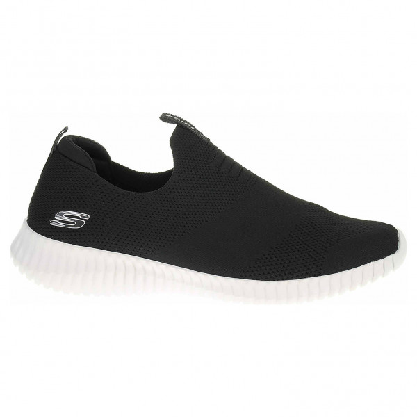 detail Skechers Elite Flex - Wasik black-white