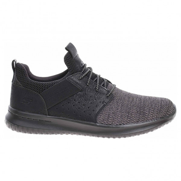 detail Skechers Delson - Camben black