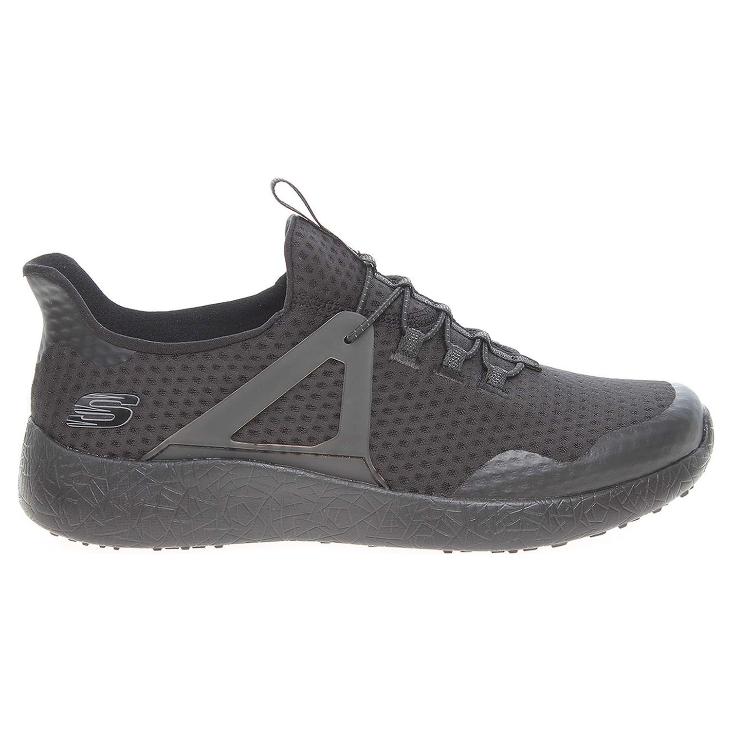 detail Skechers Burst - Shinz black