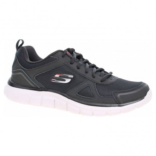 detail Skechers Track - Scloric black-red
