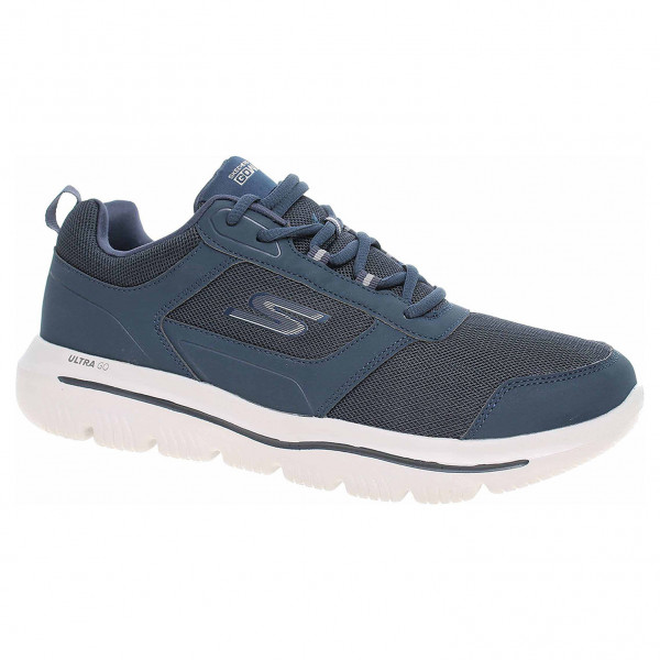 detail Skechers Go Walk Evolution Ultra - Enhance navy-gray