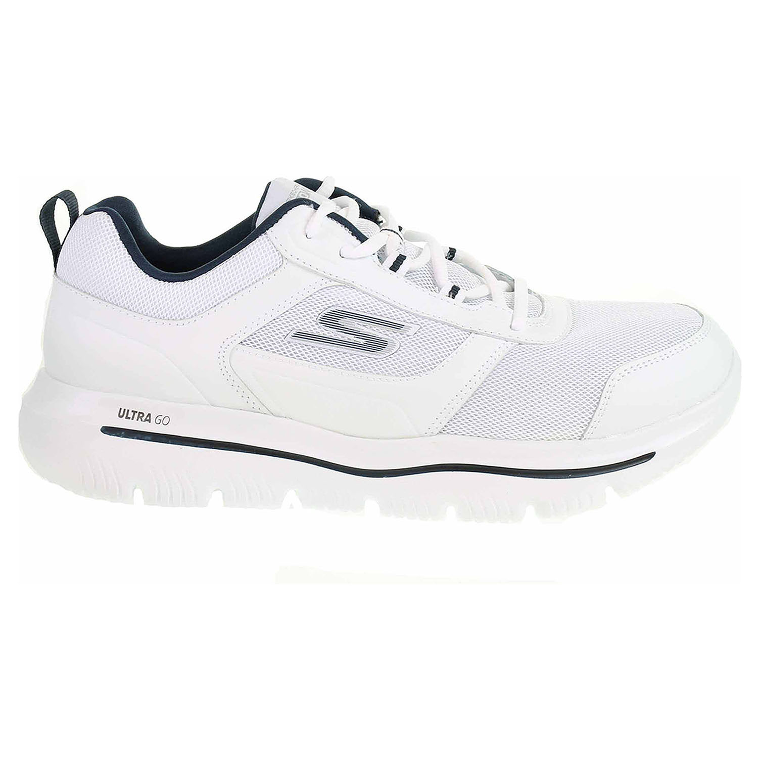 Skechers Go Walk Evolution Ultra - Enhance white-navy