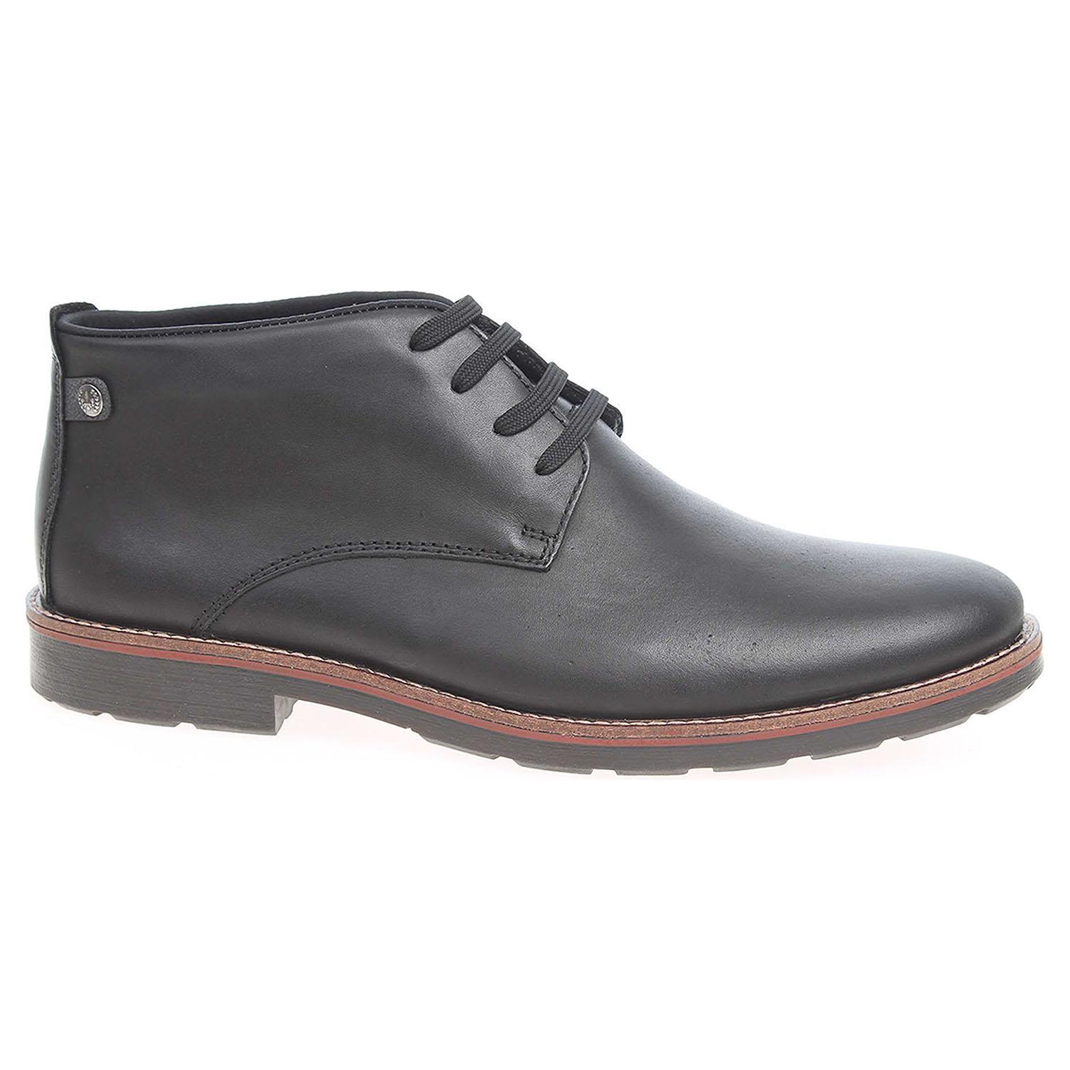 2799acfb1cd26 Pánská kotníková obuv Rieker 15340-00 schwarz | Rejnok obuv