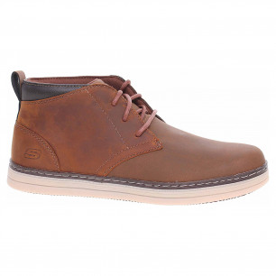 Skechers Heston - Regano dark brown