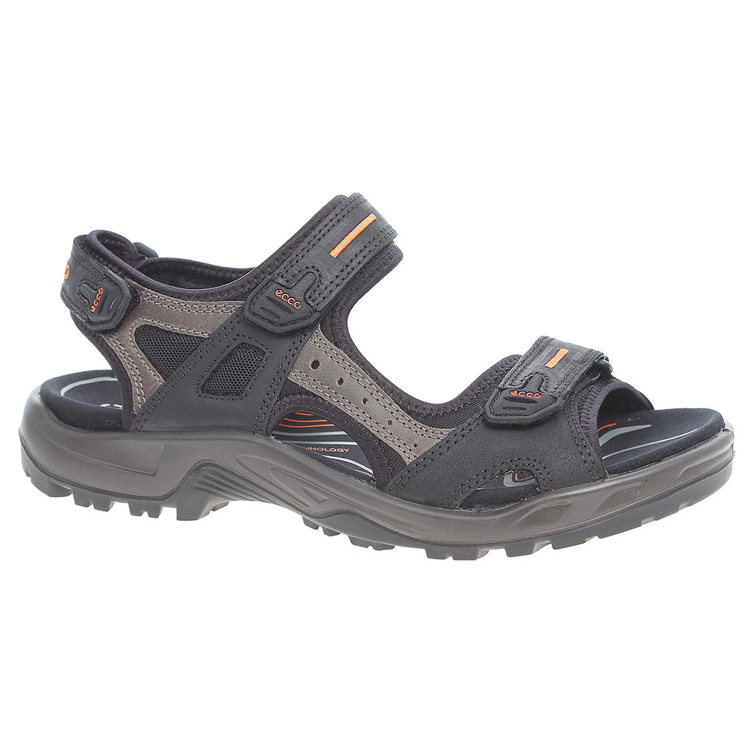 ef001cdc279b detail Pánské sandály Ecco Offroad 06956450034 black-mole-black
