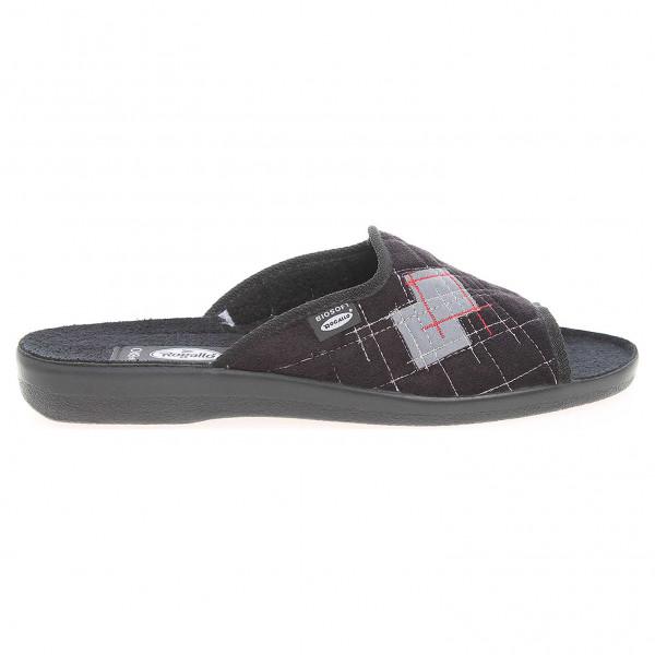 detail Rogallo pánské pantofle 4200-001 černé b90c57e7a7