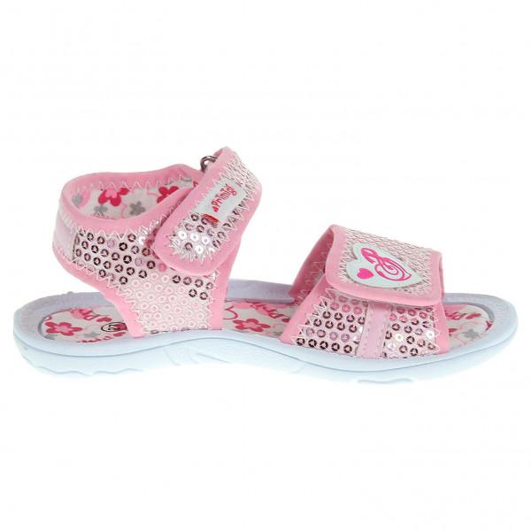 detail Primigi dívčí sandály 7276100 růžové a74d8b0a942